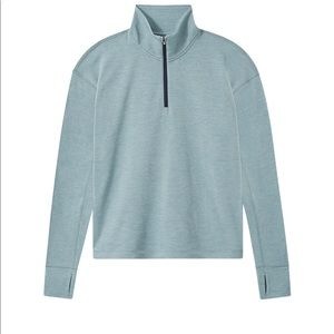 Outdoor Voices Fleece Half Zip